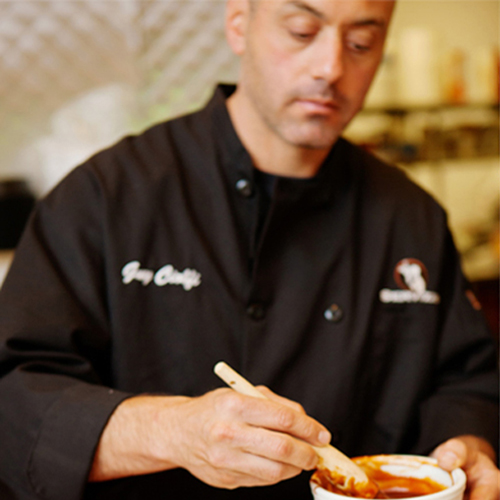 Servizio Corporate Cafe: Branding